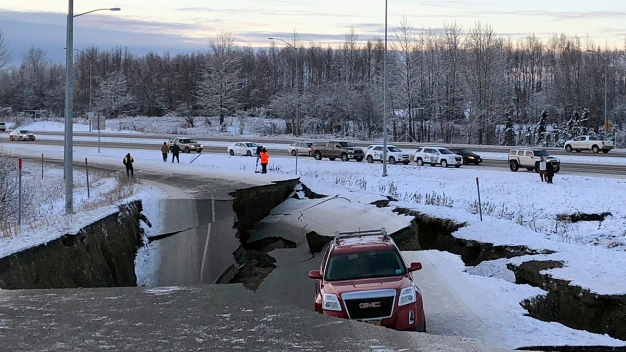 Seven Weeks After Earthquake, Alaska's Aftershock Count is More Than 7,800