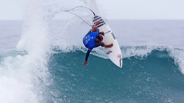 Surfers Shred at U.S. Open of Surfing