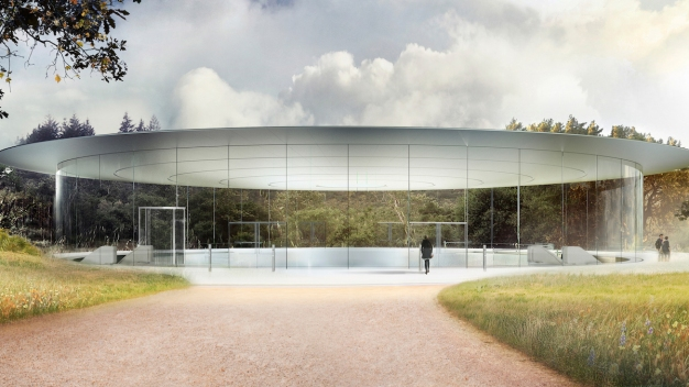 New Apple Campus Theater Named for Steve Jobs