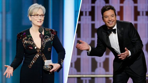 Top Moments From the 2017 Golden Globes