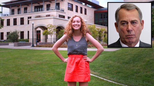 Meet the College Reporter Who Broke Boehner's 'Lucifer' Story