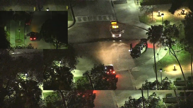 Search for Pursuit Driver in Caltech Ends in Arrest