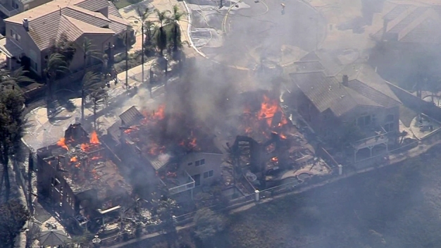 Fire Officials Reveal Causes of Orange County Canyon Fires