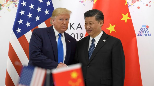 Trump Vows Response as China Plans Tariffs on $75B US Goods