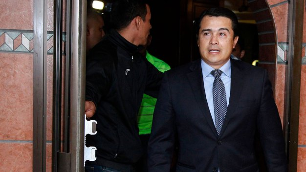 Honduran President's Brother a Drug Trafficker: Prosecutor