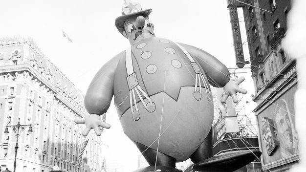 The Macy's Thanksgiving Day Parade Through the Years