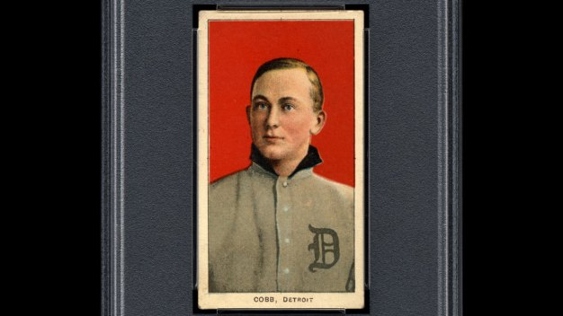 Family Finds Yet Another Super Rare Ty Cobb Baseball Card