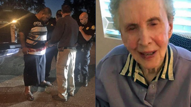 Suspect Who Injured Elderly Woman in Concord 'Very Sorry'