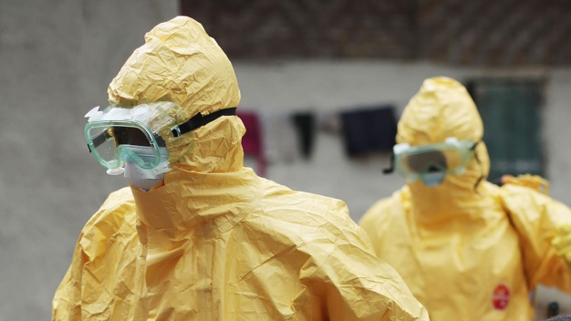 1st Ebola Case Confirmed in U.S.: CDC