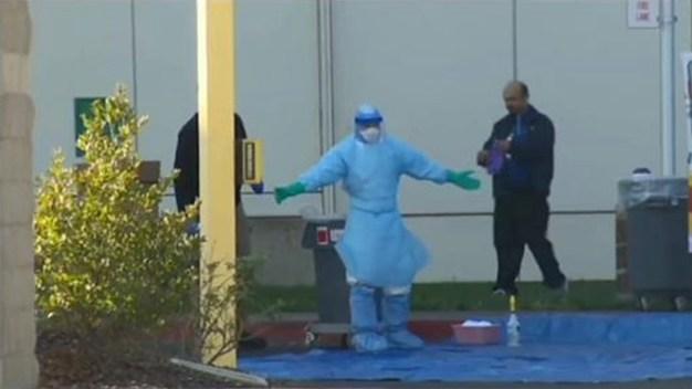 UC Davis Patient Tests Negative For Ebola
