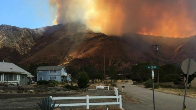 CalFire Battles 290 Fires in Week