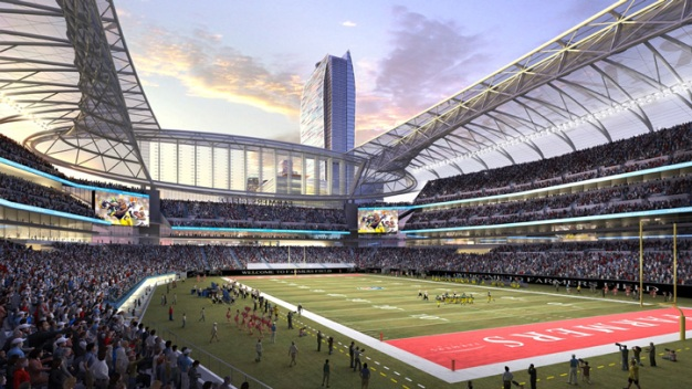 Renewed Call for NFL in LA