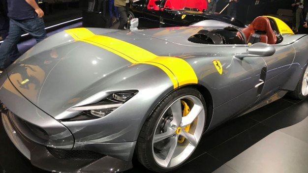 Ferrari Reveals Its Most Powerful Road Car Ever