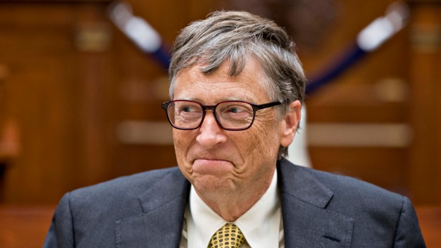 Bill Gates Tops Forbes