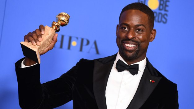 Sterling K Brown Reflects on Making History With Globes Win