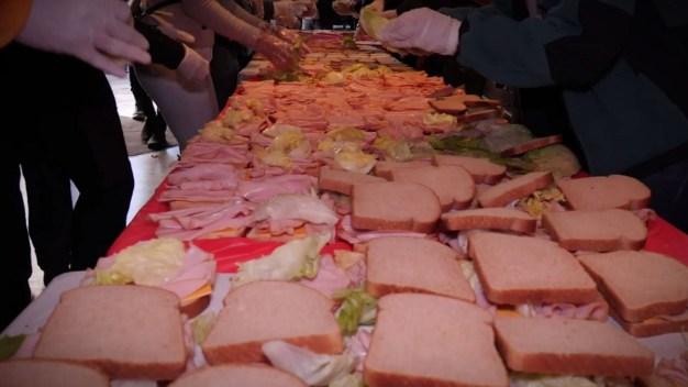 Hollywood Nonprofit #Hashtaglunchbag Serves Food and Love
