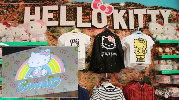 Sanrio Opens New Hello Kitty Flagship Store in Hollywood