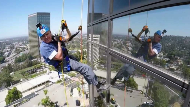 Would You Rappel Down the Side of a Building to Fight Homelessness?