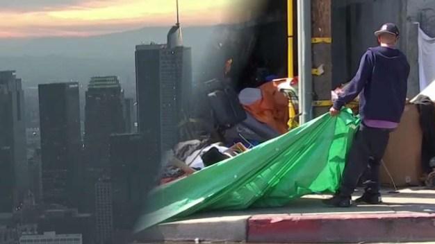 Group Wants Mayor Garcetti Recalled Over Homeless Crisis