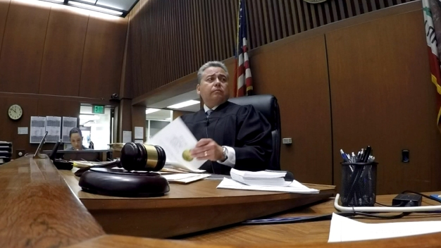 Judge Connects His Life's Work With Youth