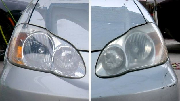 Does Fast Brite Headlight Cleaner Work? Randy Tries It