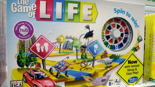 Real-Life Legal Battle Begins Over the Game of Life