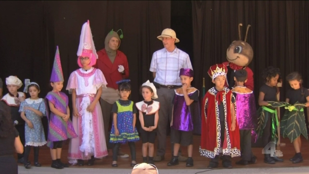 LA Theater Academy Keeps Hispanic Tradition Alive