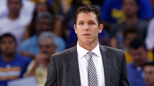 Walton Named New Lakers Head Coach
