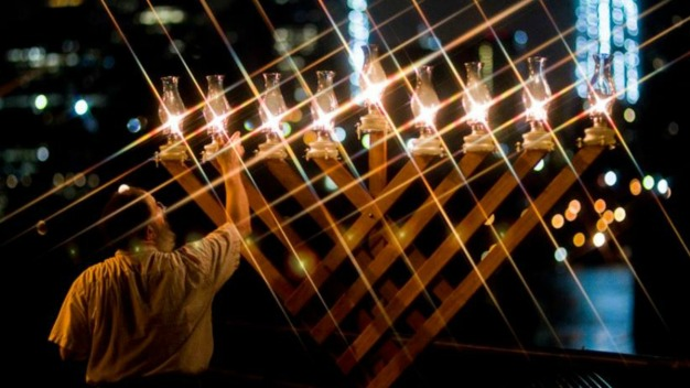 Events: Hanukkah Commemoration Begins Tuesday at Sundown