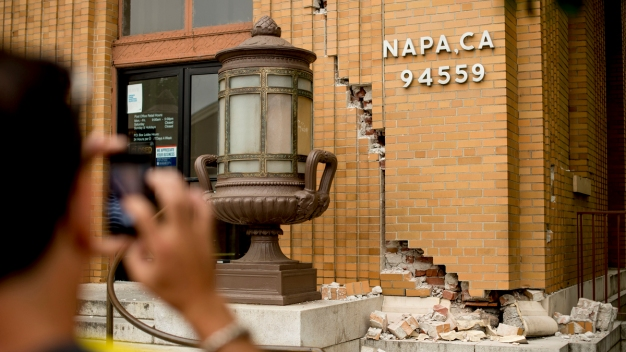 2014 Napa Quake May Be Linked to Groundwater Changes: Study