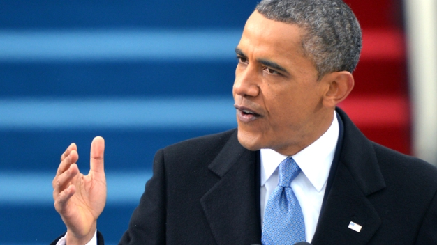 Obama Appeals to Progressive Base in Inaugural Speech