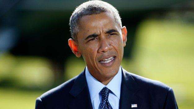 Obama on Airstrikes: