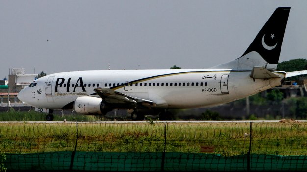 Pakistani National Carrier's Plane Missing After Takeoff