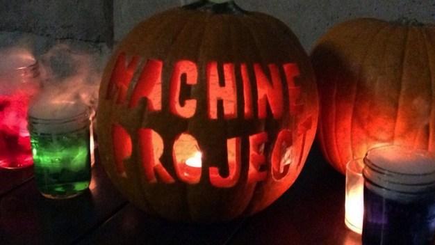 Pumpkin Lab Experiments: Museum Mayhem