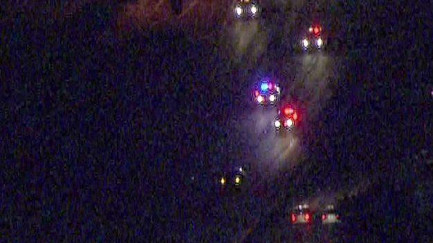 Driver Leads Officers on Pursuit on NB 5 Freeway