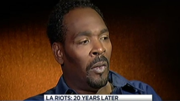"Rodney King 911 Call: ""He's Not Moving"""