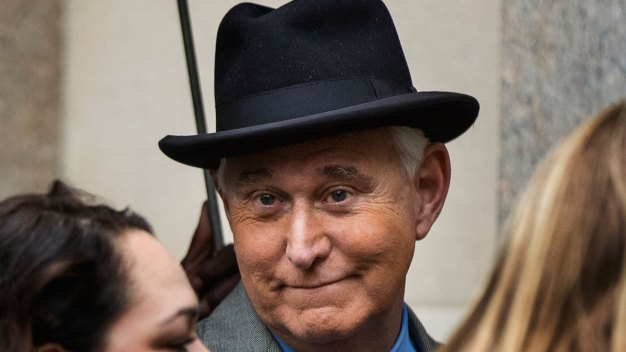 Roger Stone Wanted to 'Debrief' Kushner on DNC Email Hack