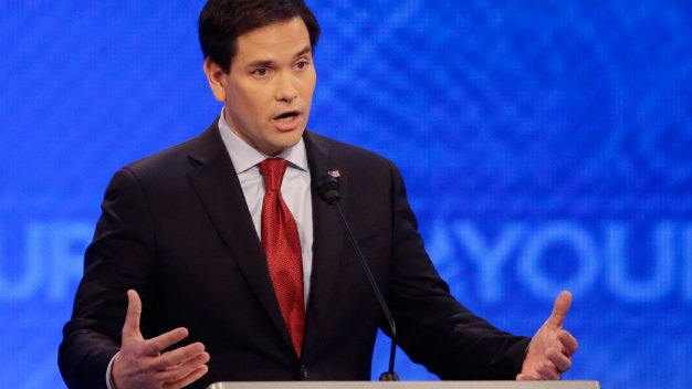 GOP Debate in NH: Christie vs. Rubio, More Top Moments