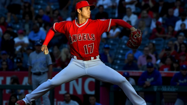 Ohtani Resumes Throwing as Angels Hope for Ligament Health
