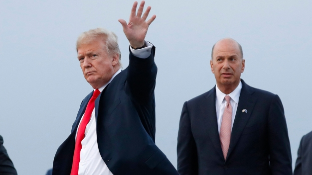 Ambassador Expected to Testify Key Assurance Was From Trump