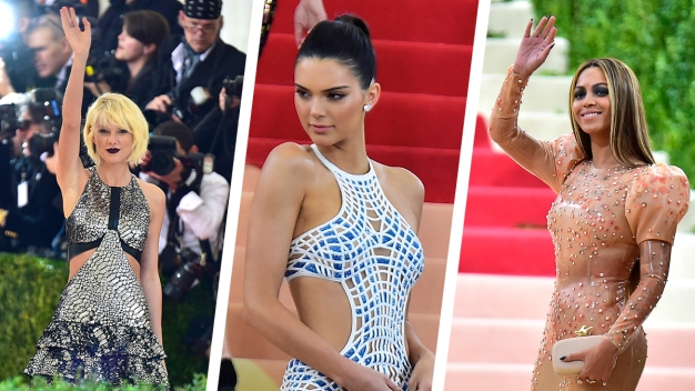 PHOTOS: Hottest Looks From the Met Gala