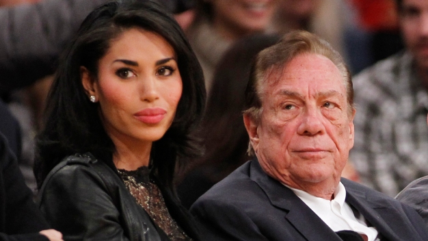 Sterling Sues Stiviano, TMZ Over Recorded Conversation