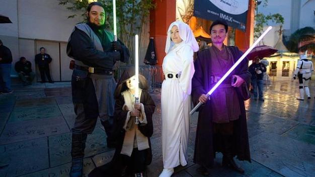 'Star Wars' Fans Ready for Hollywood 'Solo' Line