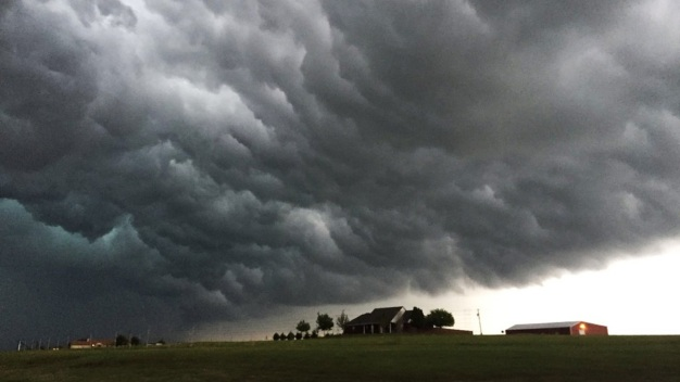 Study: Warming to Make Thunderstorms Larger, More Frequent
