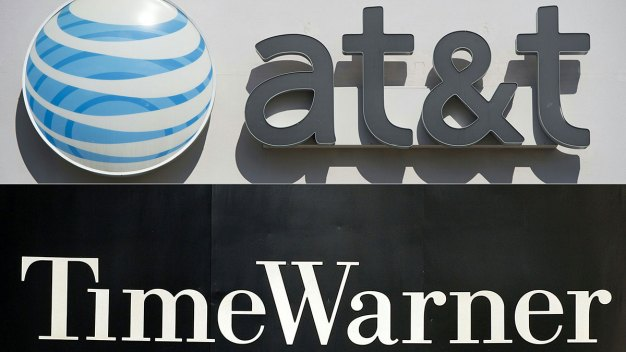Time Warner Stock Soars on News of Imminent Sale to AT&T