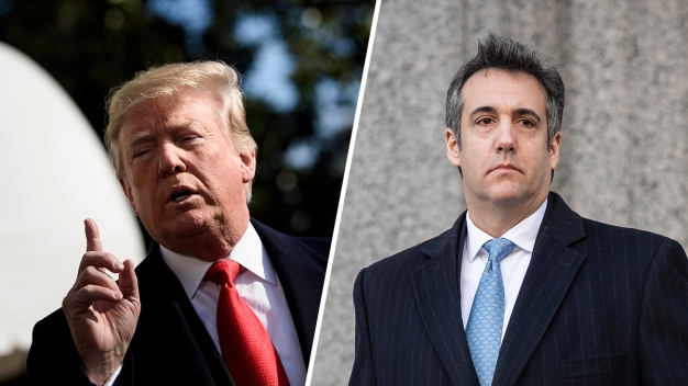 Trump Argues He 'Never Directed' Longtime Fixer to Break Law