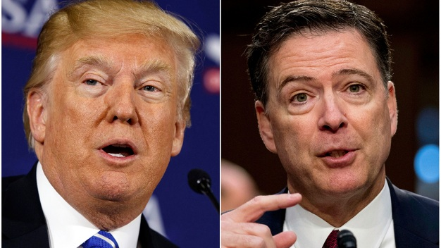 The Comey Firing, as Retold by the Mueller Report