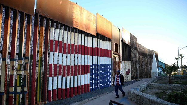 Trump's Border-Wall Proposal Faces Many Obstacles