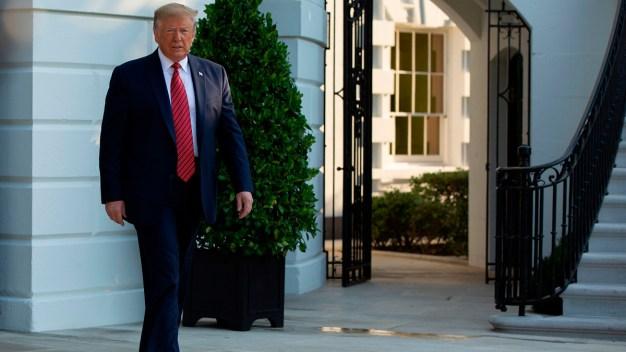Trump Suggests He Raised Biden With Ukraine's President
