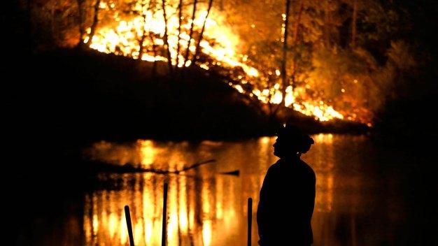 $1 Billion Insured Losses in California Wildfires